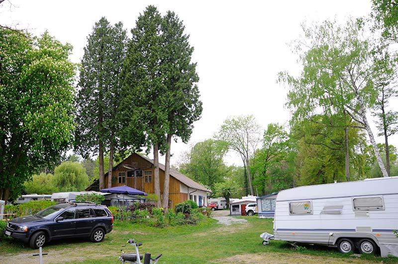 Campingplatz - Camping- Fliesshorn - Konstanz