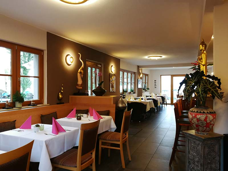 Restaurant1- Fliesshorn - Konstanz