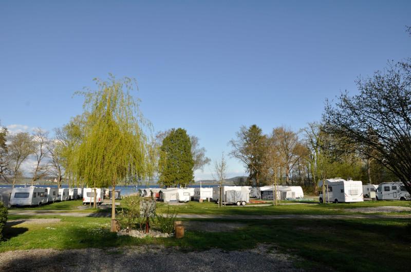 Campingplatz 10- Camping- Fliesshorn - Konstanz